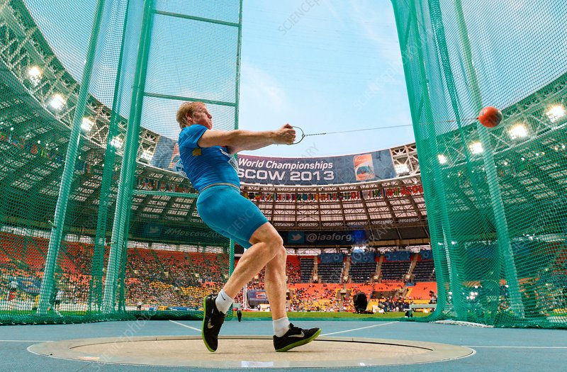 Grigoriy Sisoev, 2013 IAAF World Championships, Moscow