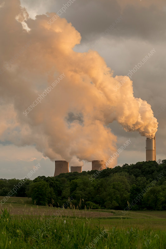 Keystone Generating Station, Pennsylvania, USA
