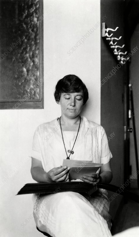 Florence Lowther, US zoologist