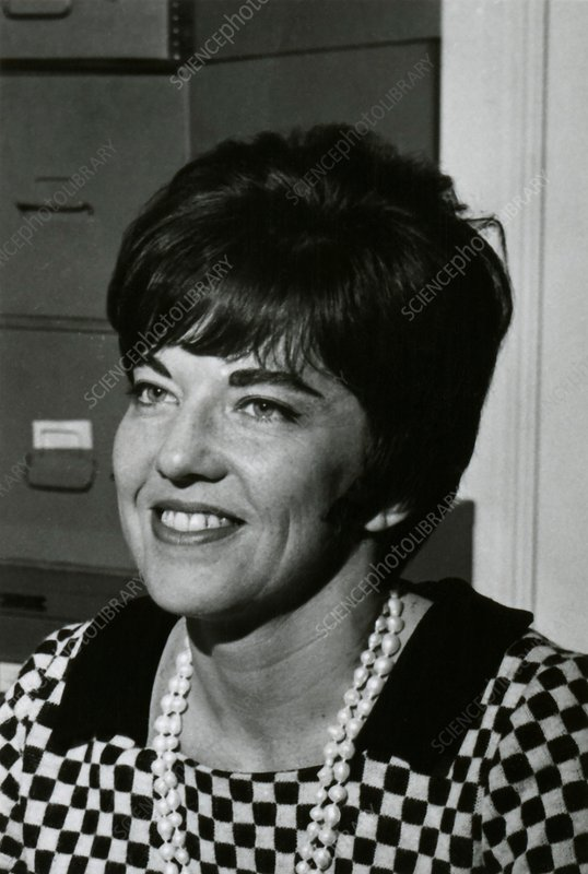 Patricia McBroom, US journalist and anthropologist
