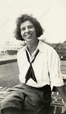 Ruth Winkley, US marine biologist