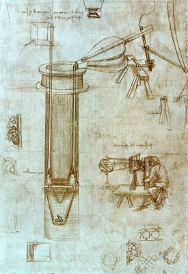 Bellows Pump and Perspectograph