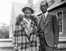 Grace Jennings and her husband Otto Emery Jennings