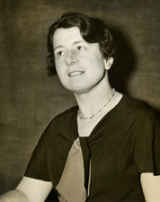 Dorothy Wrinch, British mathematician