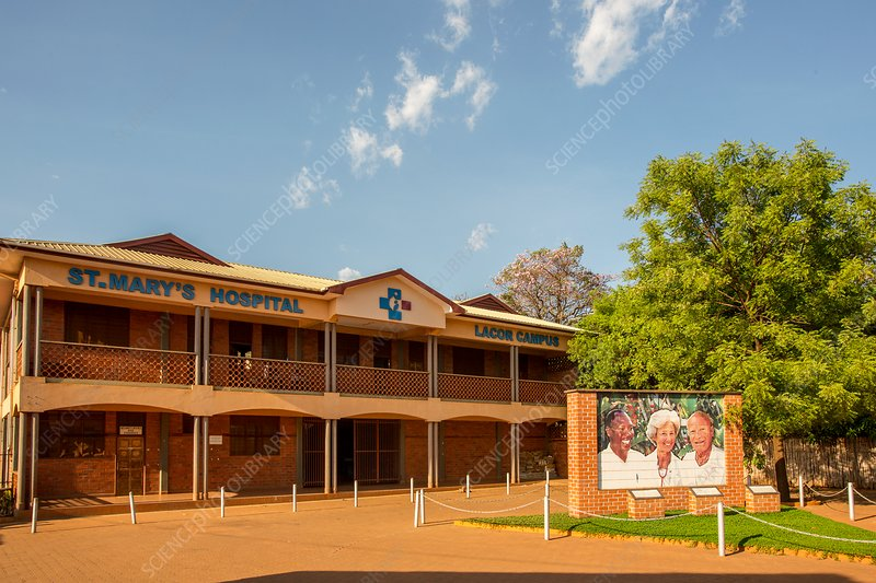 St Mary's Hospital, Lacor, Uganda
