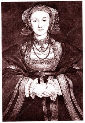 Anne of Cleves, 4th wife of Henry VIII