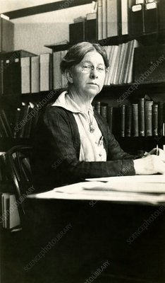 Mary Isabel McCracken, US entomologist