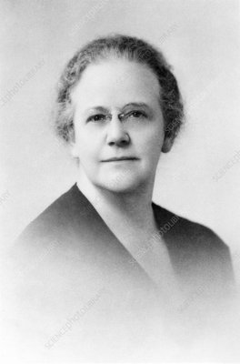 Mary Lura Sherrill, US chemist