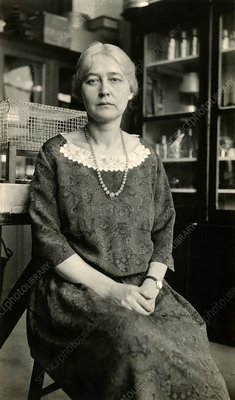 Maud Menten, Canadian physician and biochemist