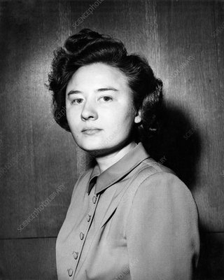 Mildred Rebstock, US chemist