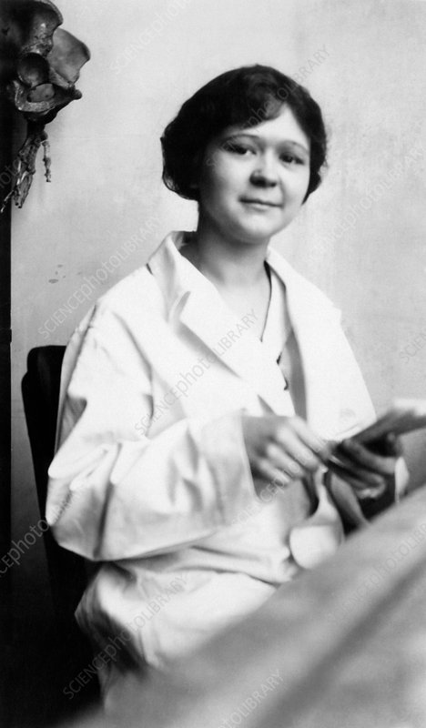 Mildred Trotter, US forensic anthropologist