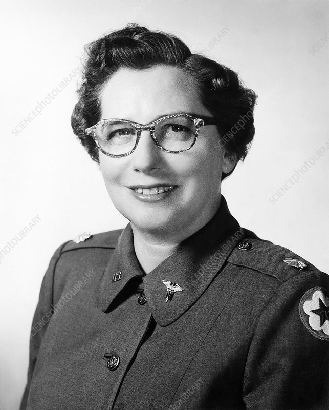Pauline Kirby, US Army nurse