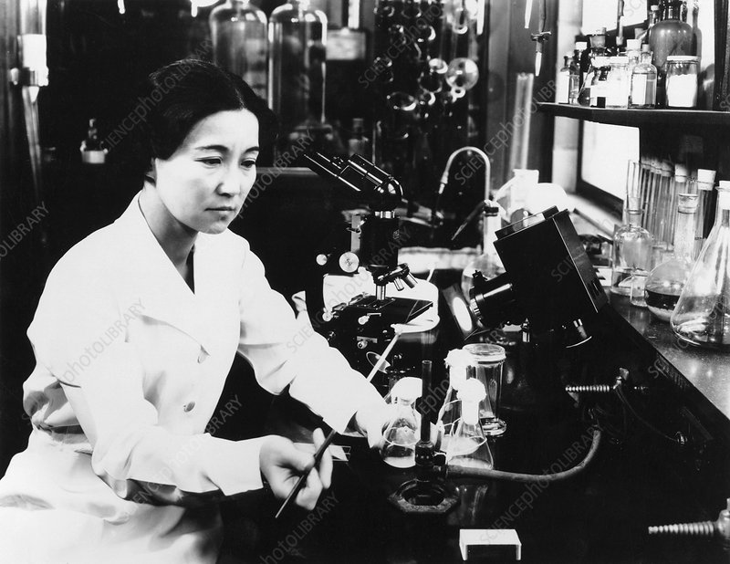 Ruby Hirose, US biochemist and bacteriologist