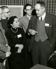 Chien-Shiung Wu and Wallace Brode, 1958