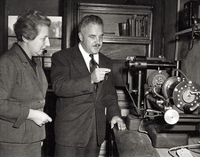 Weill and Nielsen, French physicist and US engineer