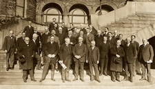 National Academy of Sciences meeting, 1915
