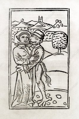 Witchcraft treatise, 15th century