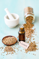 Essential oil of cumin