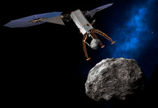 Asteroid Redirect Mission, illustration