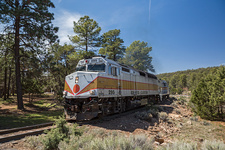 Grand Canyon Railway, Arizona, USA