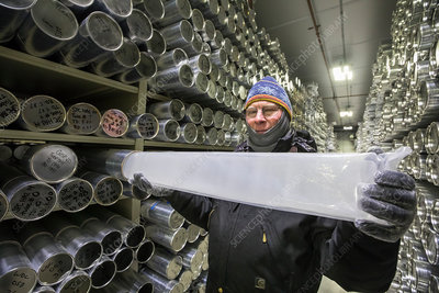National Ice Core Laboratory, USA
