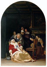 The Doctor's Visit, 1667