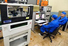 Photomask manufacture
