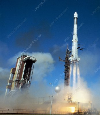 Sixth Ariane 1 launch, 1983