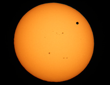Transit of Venus, June 2012