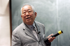 Masatoshi Koshiba, Japanese physicist