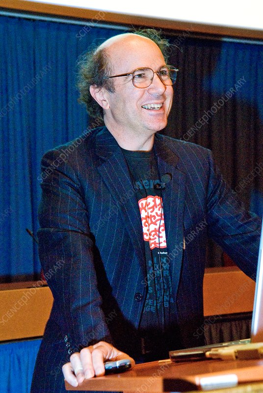 Frank Wilczek, US theoretical physicist