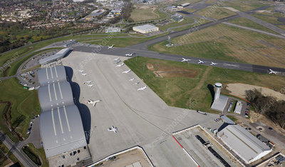 Farnborough Airport, UK