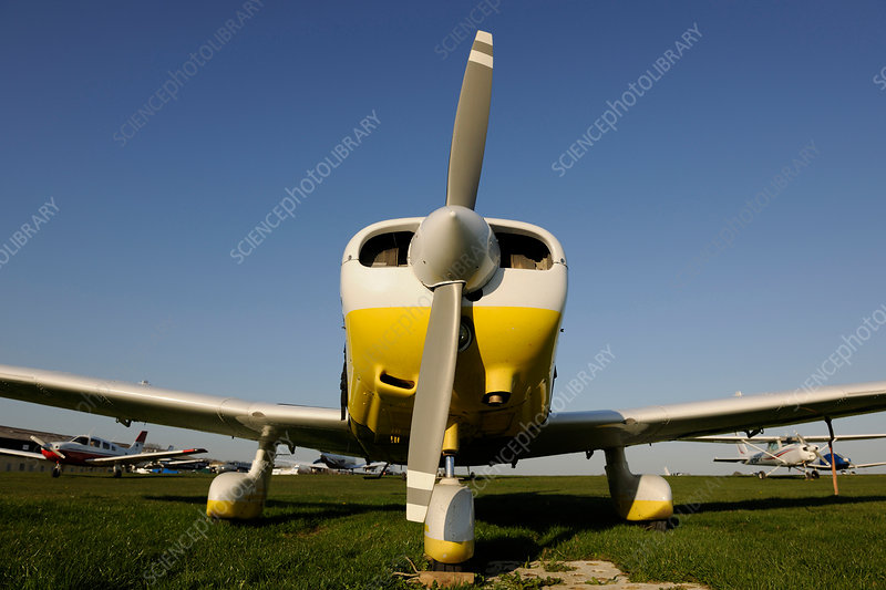 Piper PA-28-161 Cherokee Warrior 2 light aircraft