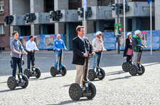 Segways users, Germany