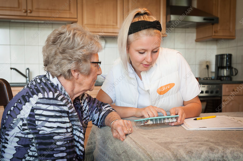 Home care nursing
