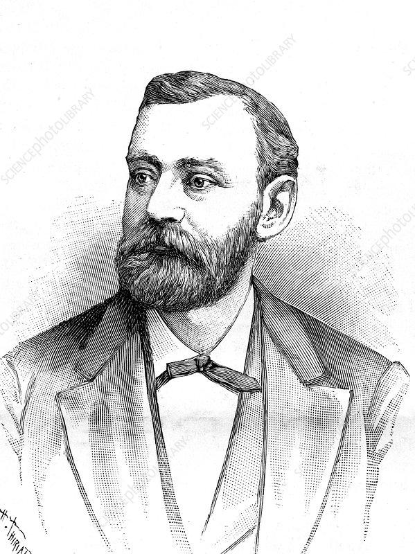 Alfred Nobel, Swedish chemist