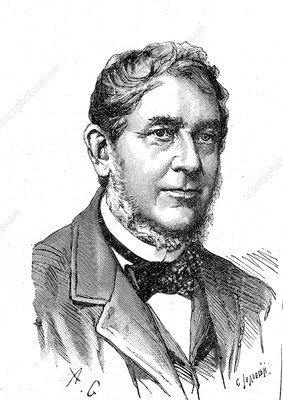 Robert Bunsen, German chemist
