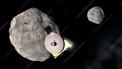 New Horizons Encounters 2014 MU69