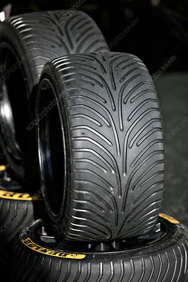 Dunlop wet weather tyres