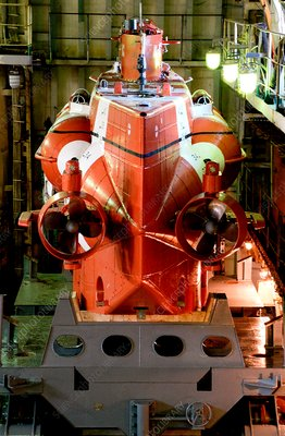 Bester-1 deep-sea submersible