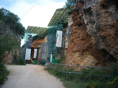 Gran Dolina and Galeria fossil sites, Spain