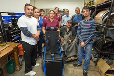 Non-profit disability supplies manufacturer, Mexico