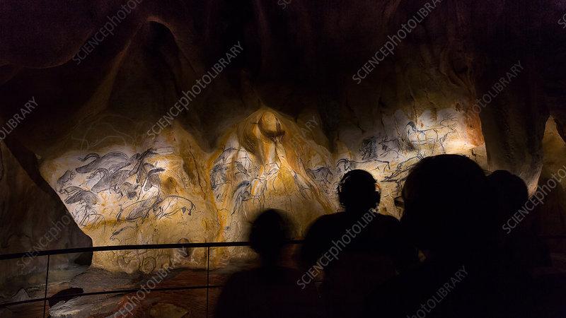 Caverne du Pont d'Arc, France