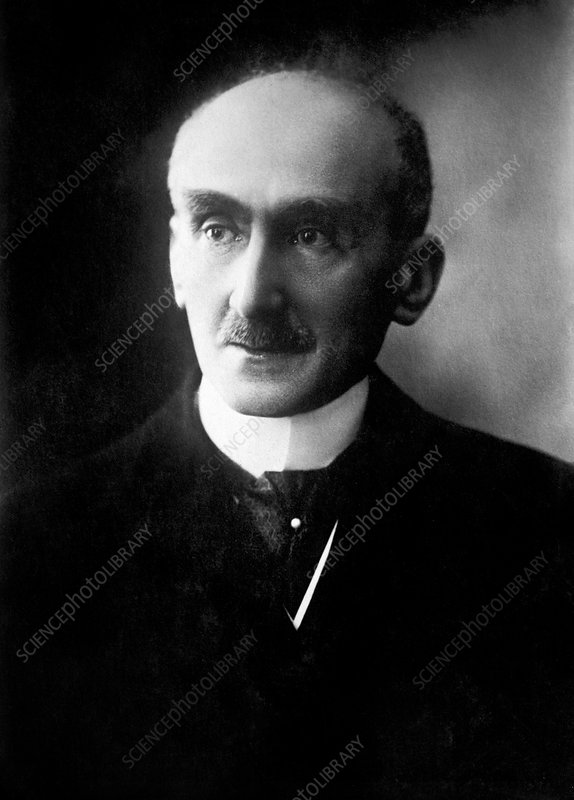 Henri Bergson, French philosopher