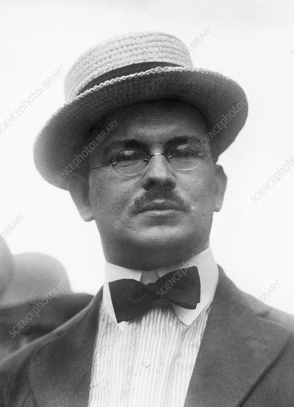Frank Tannenbaum, Austrian-US sociologist