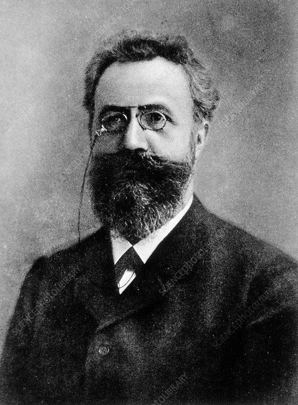 Herman Ebbinghaus, German psychologist