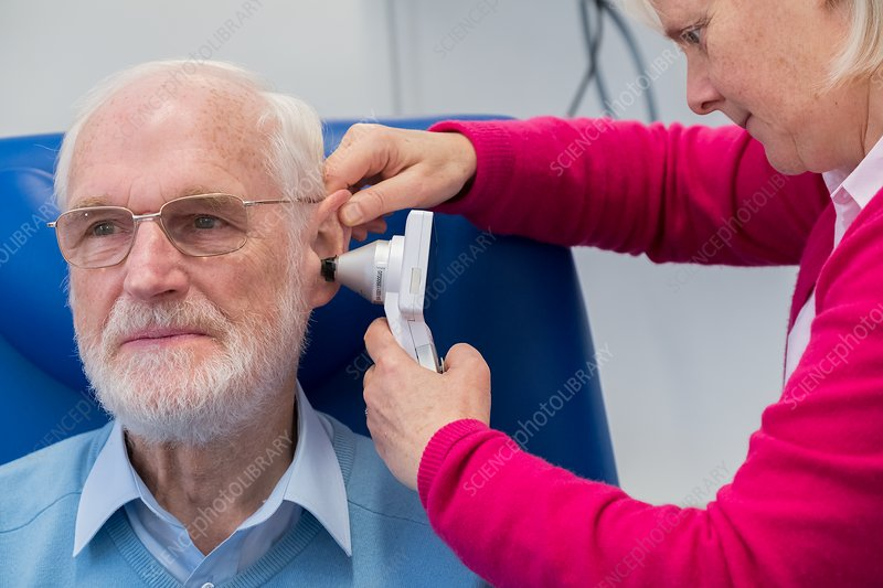 Ear wax removal clinic