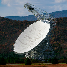 Green Bank Telescope, USA