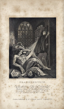 Mary Shelley's 'Frankenstein', 1831 edition