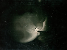 Great Nebula in Orion, 19th-century illustration